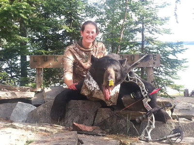 Lukinto Lake Lodge Bear Hunting